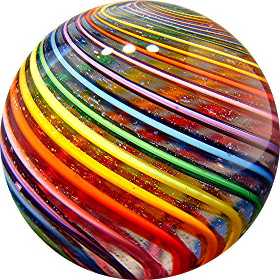 Art Glass Marbles